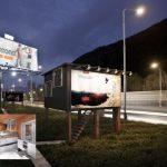 ARCHITEKTI ZE SLOVENSKA PŘEMĚNILI BILBOARDY NA PŘÍBYTKY PRO BEZDOMOVCE 5