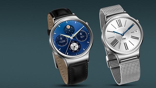 Huawei Watch se řadí mezi lídry trhu inteligentních hodinek 1
