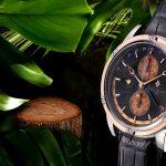 Luxusní hodinářská značka Louis Moinet předvádí Jurský park a tropické dešťové pralesy 3