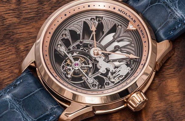 Rozhovor: slovenští hodináři Molnar Fabry představují další unikátní hodinky 1