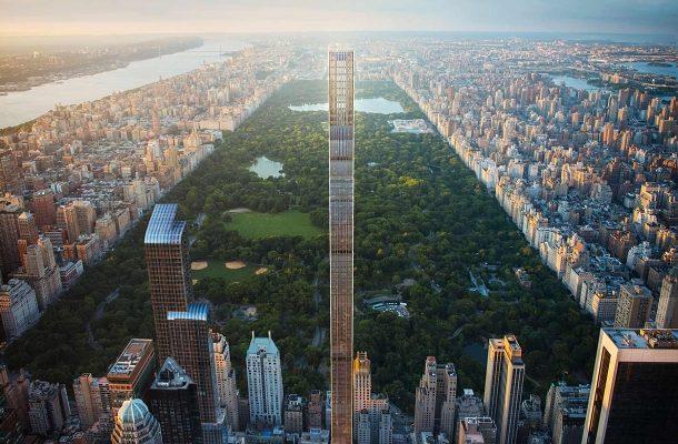 Toto je 5 nejnovějších obytných mrakodrapů v New Yorku 1