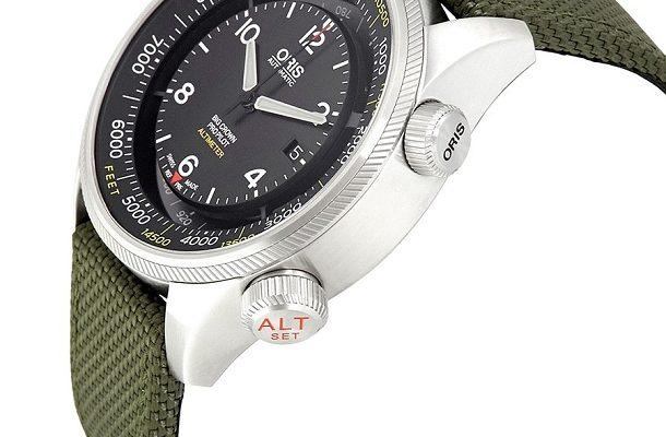 Oris Big Crown Pro Pilot Altimeter: první mechanické hodinky s výškoměrem 1