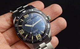Oris Sixty Five: cenově dostupné hodinky s 50-letou historií 31