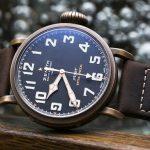 Legendární pilotní hodinky Zenith z bronzu