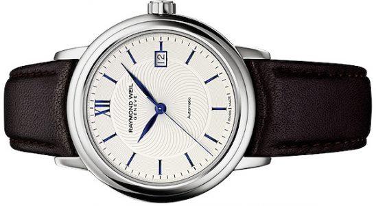 Zkuste štěstí a vyhrajte luxusní hodinky značky Raymondy Weil 9