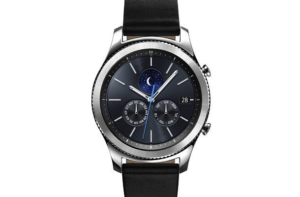 Samsung Gear S3: k nerozeznání od klasických švýcarských hodinek 1
