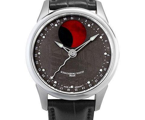 Hodinky s krvavým měsícem od Schaumburg Watch zabojují o titul: Watch Of The Year By SEW Brno 1