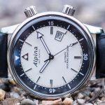 Appina Seastrong Driver Heritage: elegantní a decentní potapščské hodinky do 1500 €