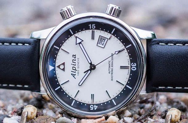Appina Seastrong Driver Heritage: elegantní a decentní potapščské hodinky do 1500 € 1