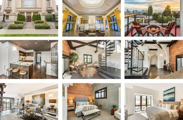 Příklad toho jak z historického kostela vytvořit luxusní apartmány 1