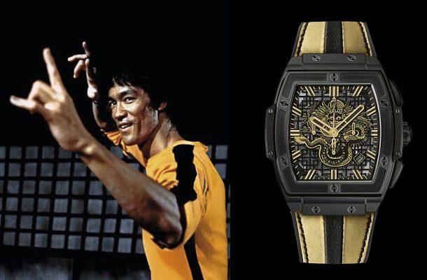 Luxusní značka Hublot uctívá slavného Bruce Leeho novou limitovanou edicí hodinek 1