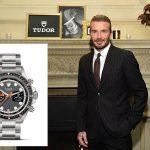 David Beckham se stal novou tváří značky Tudor