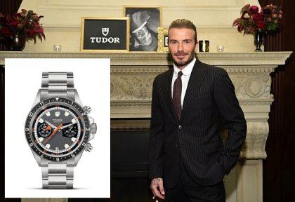 David Beckham se stal novou tváří značky Tudor 10f969d4ad