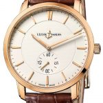 Ulysse Nardin Classico - první hodinky této modelové řady s in-house strojkem 5