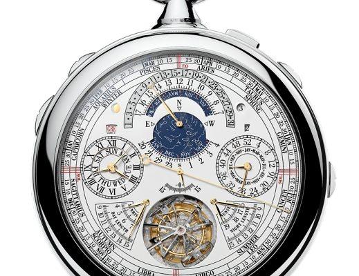 Vacheron Constantin referenčním číslem 57260 - nejkomplikovanější mechanické hodinky na světě 1