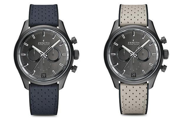 Zenith El Primero Range Rover: speciální edice hodinek na počest slavného chronografu 1