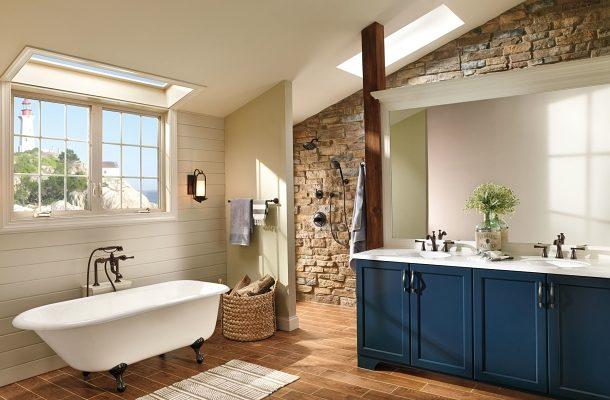 Co byste měli vědět před tím, než začnete s přetavbou koupelny? 1