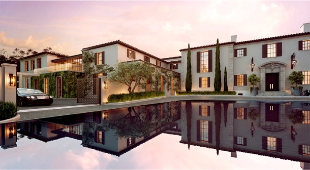 Nemovitost prodaná za 90 milionů dolarů je pět na prodej. Nyní je její hodnota 180 miliónů dolarů 1