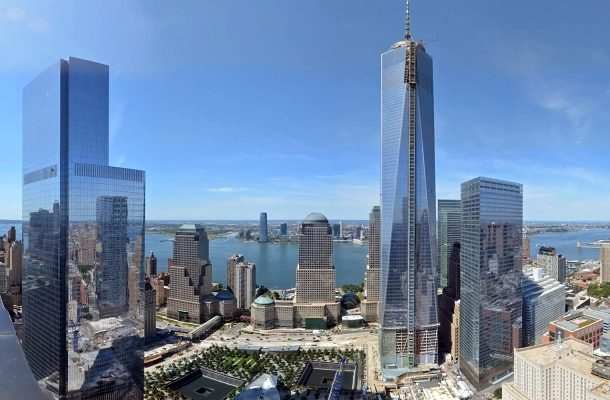 ONE WORLD TRADE CENTER: NOVÁ PÝCHA NEW YORKU 1