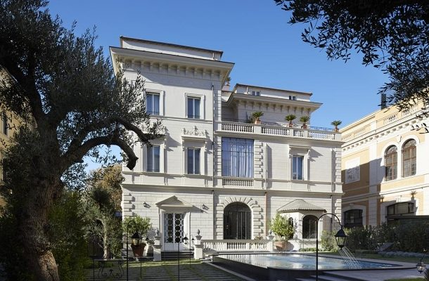 Palazzo Dama: hotel s úchvatným Italským stylem v samotném srdci Říma 1