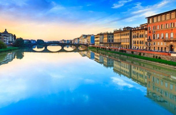 ITALSKÉ MĚSTO FLORENCIE JE NEJLEPŠÍM MÍSTEM PRO TURISTY NA SVĚTĚ 1