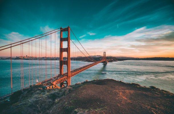 KOUZLO SAN FRANCISCA – IKONICKÝ MOST, KOPCOVITÉ ULIČKY A NEJKRÁSNĚJŠÍ MÍSTO V CALIFORNII 1