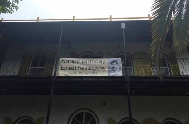 KEY WEST – SÍDLO SLAVNÉHO E. HEMINGWAYE 1