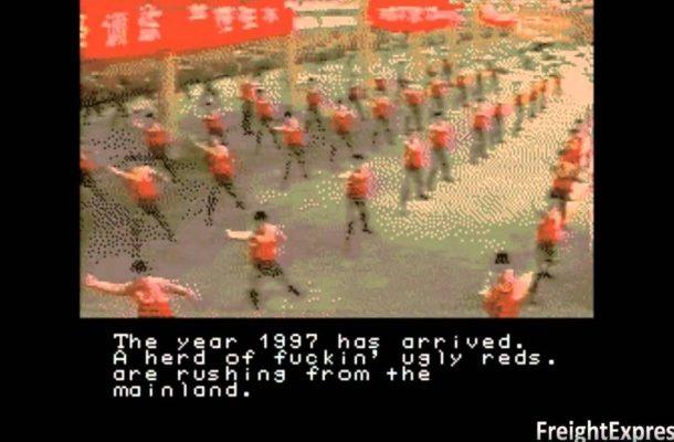 HONG KONG 97 – NEJHORŠÍ VIDEOHRA VŠECH DOB 1