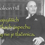 VYBRALI JSME PRO VÁS 15 NEJINSPIRATIVNĚJŠÍCH MYŠLENEK NAPOLEONA HILLA 3