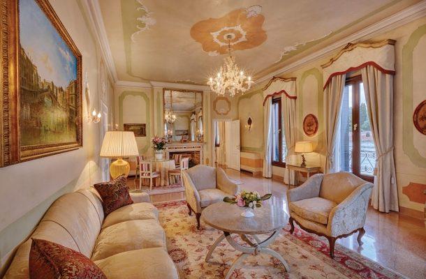 BELMOND HOTEL CIPRIANI: ROMANTICKÁ DESTINACE S KOUZLEM SLAVNÝCH BENÁTEK 1