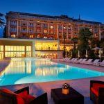 PALACE MERANO: FRANCIE-ITÁLIE WELLNESS DESTINACE PRO VIP HOSTY 5
