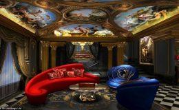 NEJLUXUSNĚJŠÍ HOTEL NA SVĚTĚ NABÍZÍ VLASTNÍHO KOMORNÍKA A ROLLS ROYCE PHANTOM S ŘIDIČEM 35