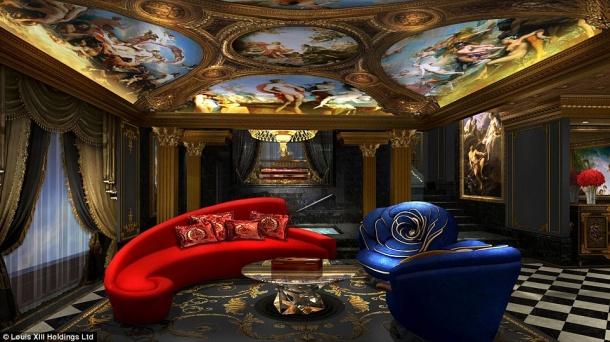 NEJLUXUSNĚJŠÍ HOTEL NA SVĚTĚ NABÍZÍ VLASTNÍHO KOMORNÍKA A ROLLS ROYCE PHANTOM S ŘIDIČEM 1