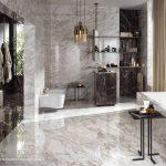 Dotek luxusu ve vaší koupelně zajistí obklady Atlas Concorde