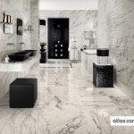 Dotek luxusu ve vaší koupelně zajistí obklady