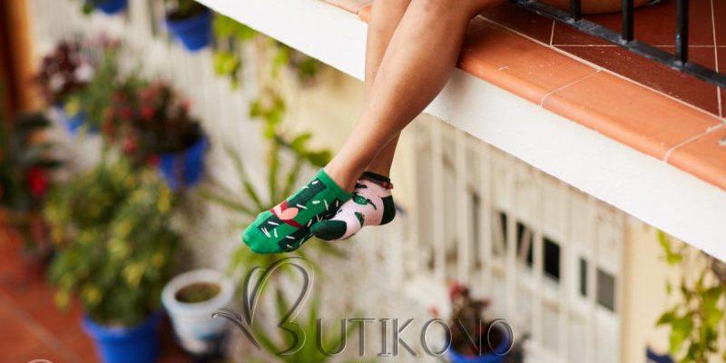 Co o vás prozradí ponožky, které nosíte? 1