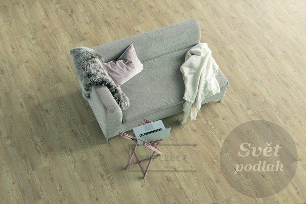 Laminátové plovoucí podlahy - variabilní a lehce udržovatelné 2