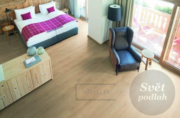 Laminátové plovoucí podlahy - variabilní a lehce udržovatelné 1