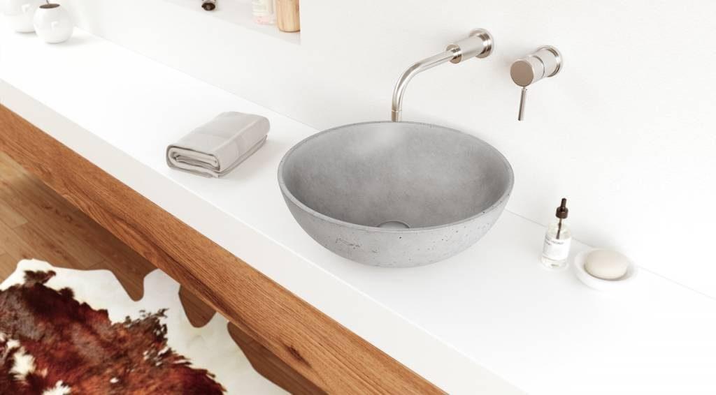 Atypická umyvadla do moderních koupelen 2