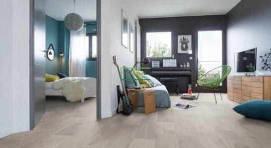 PVC podlahy Gerflor DESIGN TIME vám vydrží řadu let 1