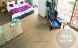 Čistá a elegantní vinylová podlaha Parador 6