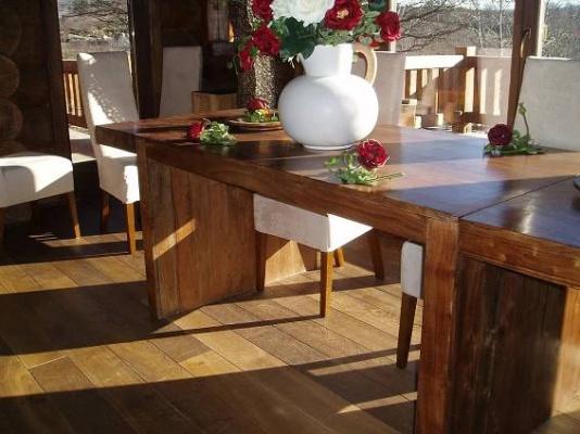 Dřevěné plovoucí podlahy z masivu i vrstvených dílů 2