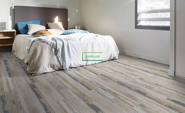 PVC podlahy Gerflor DESIGN TIME vám vydrží řadu let 2