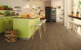 4 nenákladné možnosti podlahy v kuchyni 4