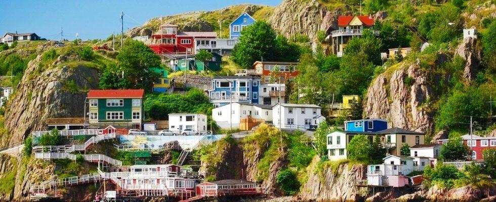 Kanadský Newfoundland a Labrador 1