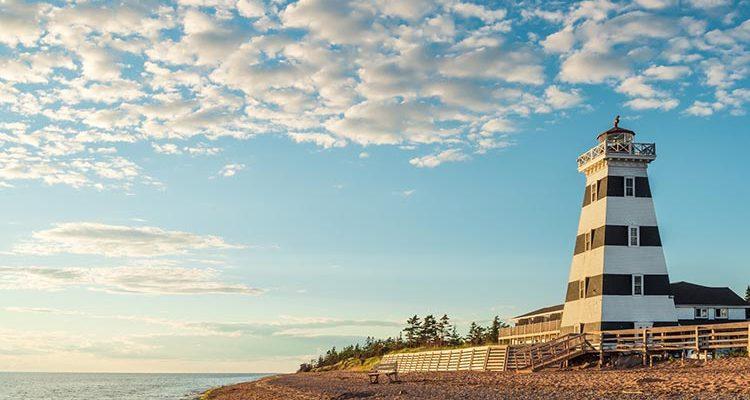 Ostrov prince Edwarda v Kanadě 1