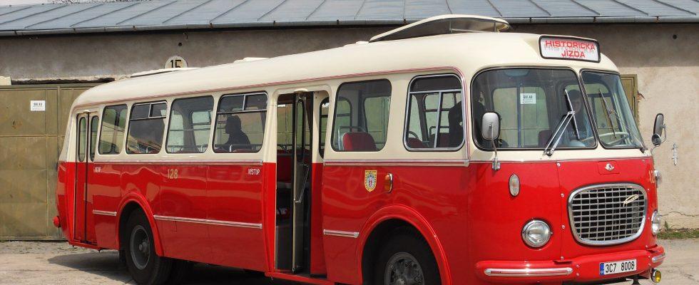 Nejdražší Škoda? Autobus 706 RTO.  Stojí 3 950 000 korun 1