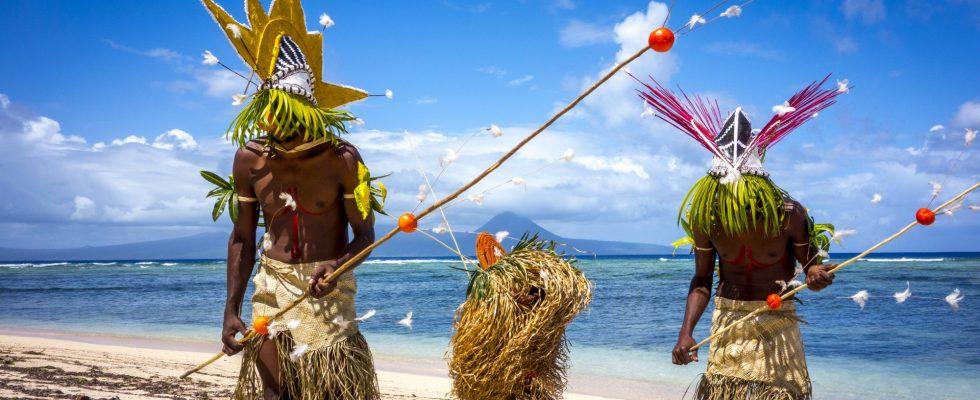 Co dělat a na co se podívat na Vanuatu 1