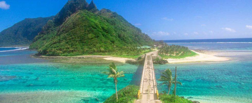 Americká Samoa 1