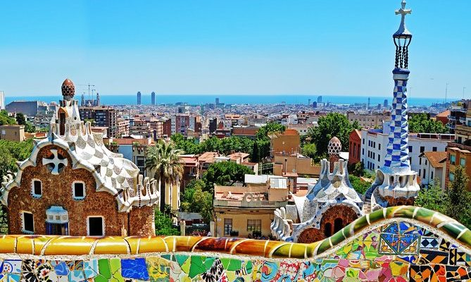 Surrealistický svět umění v Barceloně 1